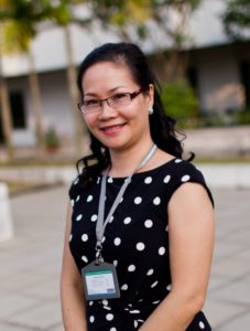 """Patient safety is still a relatively new concept in Vietnam, "" says Pham Thi Thanh Mai, Chief Operating Officer at FV Hospital."