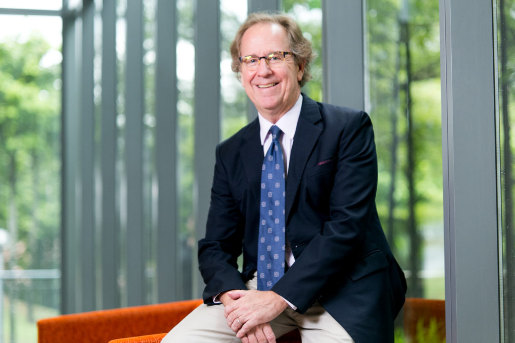 Thomas Coffman, Dean of Duke-NUS in Singapore, spoke with GHCi about what it's like to be at the helm of a thriving international joint-venture in medical education.