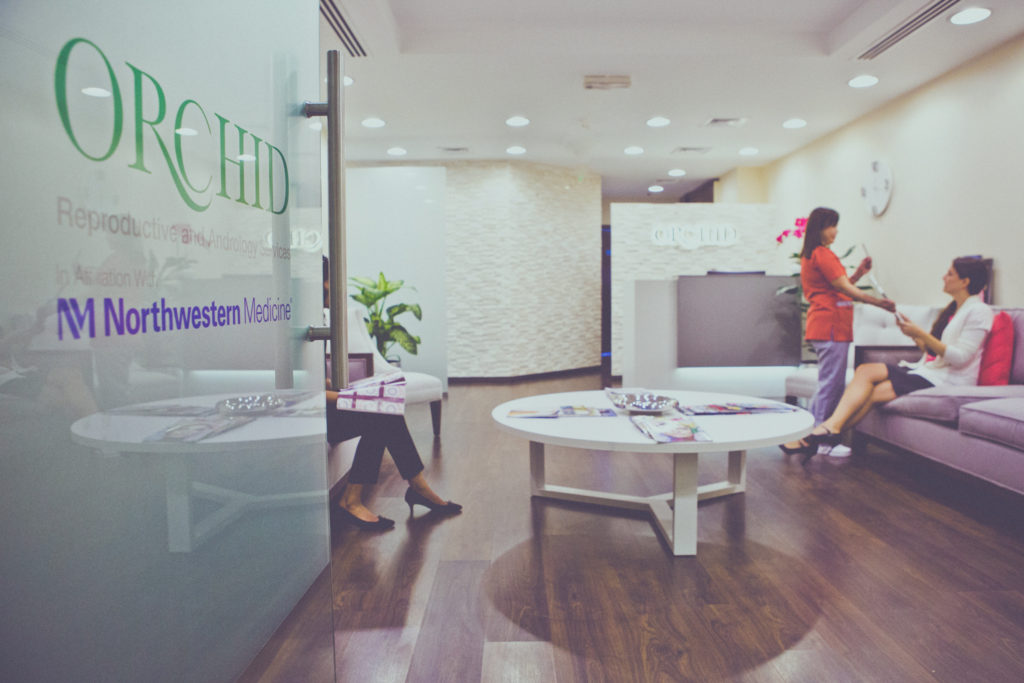 Orchid Fertility, located in Dubai Healthcare City, UAE, offers customized fertility care treatment options.
