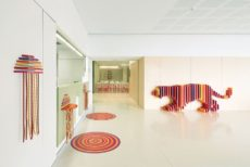 Healthcare innovation extends to hospital lobbies in Catalonia, Spain