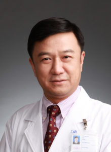 Dr. Dingwei Ye, pictured here, is a pioneer for bringing a systematic approach to prostate surgery to China.