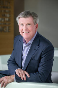 CallisonRTKL Executive Vice President and Global Practice Group Leader Brad Barker, pictured here, oversees the company's healthcare division and faces the specific challenges of building hospitals internationally.